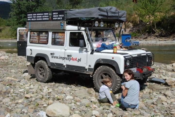 wyprawy samochody terenowe ukraina 4x4
